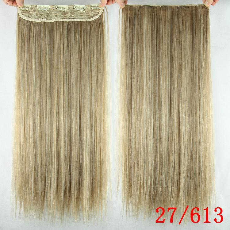 Длинные волосы на трессах  ~ 350 руб