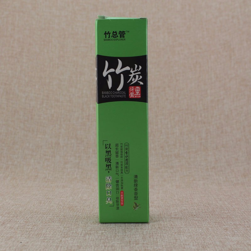 Зубная паста с углем ~ 222 руб