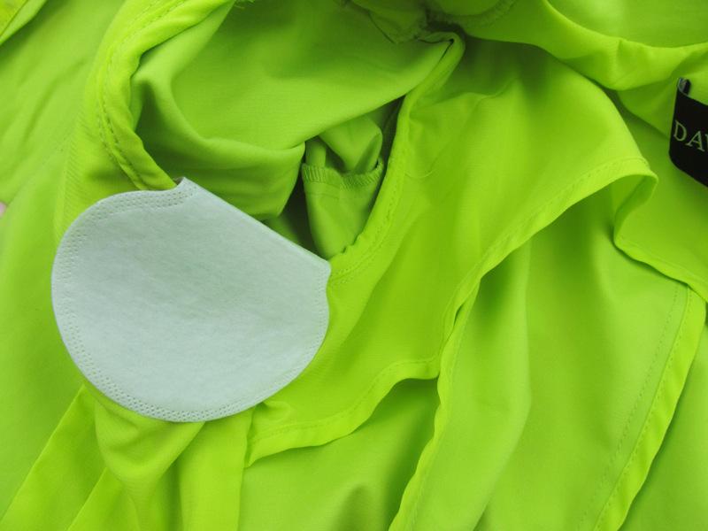 Одноразовые прокладки от пота ~ 136 руб