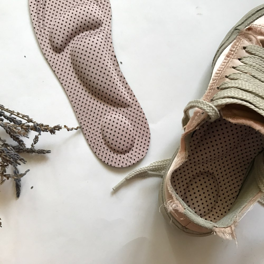 Ортопедические стельки для обуви на каблуках ~ 450 руб