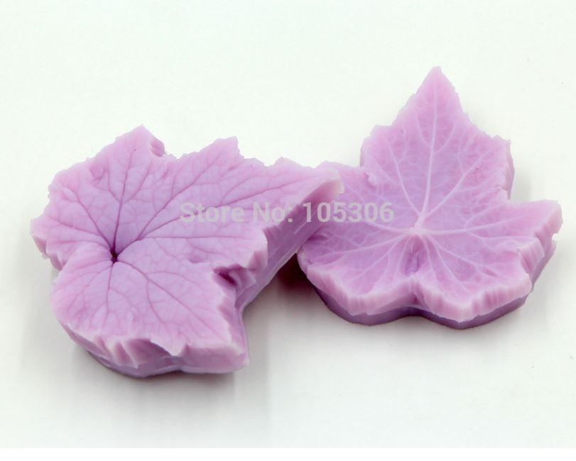 Молд Кленовый лист ~ 240 руб