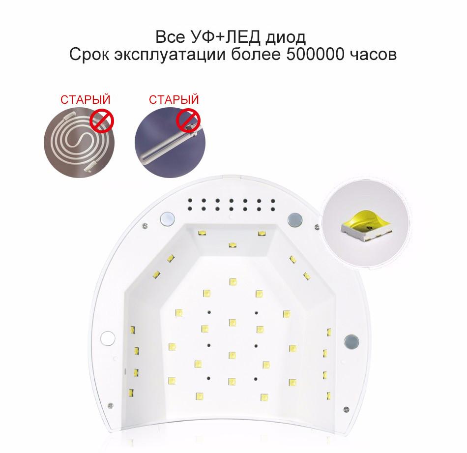 Профессиональная УФ-лампа фирмы SUNUV ~ 2200 руб