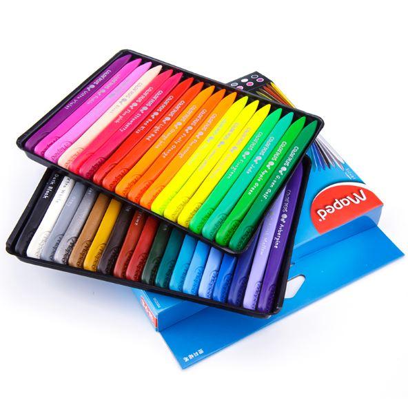 Набор для творчества карандаши в коробке ~ 542 руб