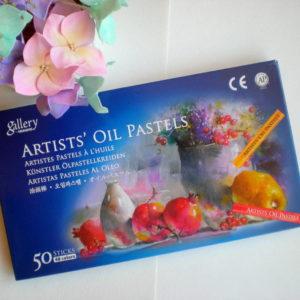 Масляная пастель Gallery