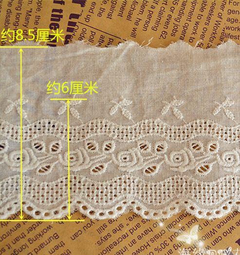 Вышивка ришелье ~ 470 руб