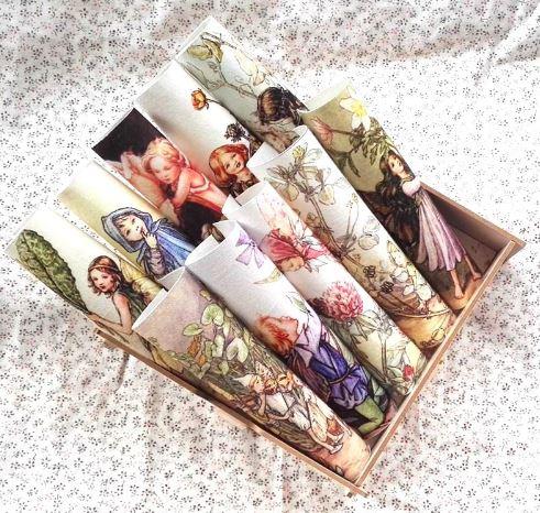 Феи цветов от Сесиль Мэри Баркер ~ 79 руб