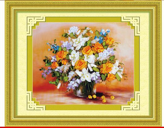 Винтажные розы ~ 820 руб